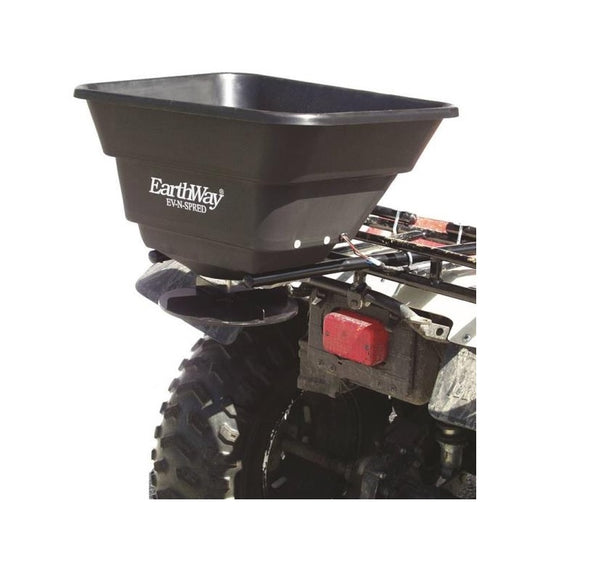 Earthway Ev-N-Spread M20 ATV Mount Broadcast Spreader, 80 lbs, 12 V