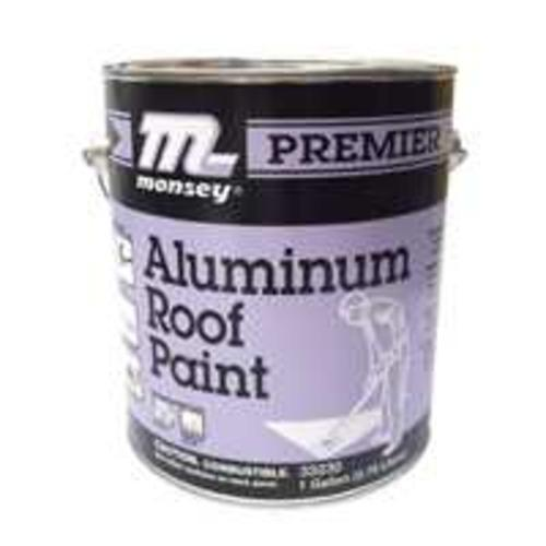 Henry PR500042 Monsey Premier Roof Paint, 1 Gallon, Aluminum