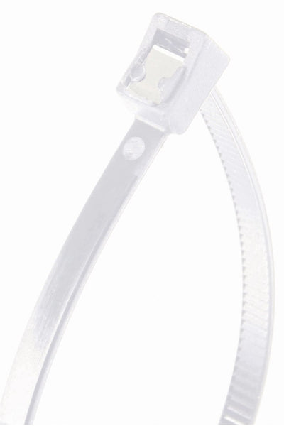 Gardner Bender 46-311SC  Double Lock Self Cutting Cable Tie, Nylon, 50 Piece