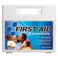 First Aid FAO-132 All Purpose First Aid Kit, 131 Piece