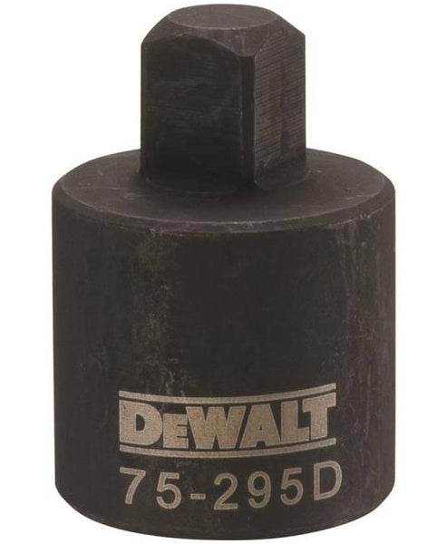 "DeWalt DWMT75295OSP Reducing Impact Adapter, 3/4"" x 1/2"""