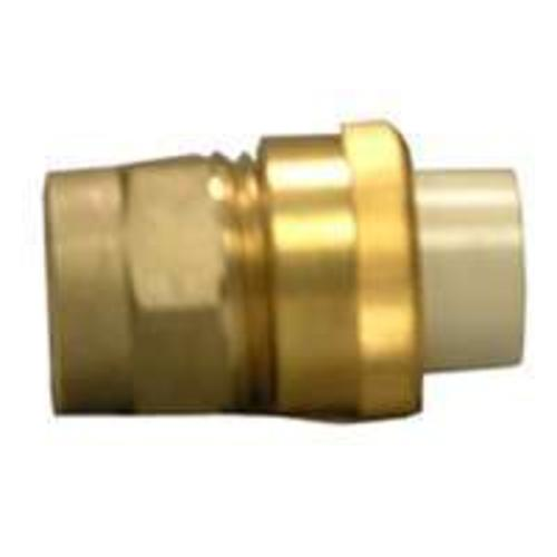Raingo 53373Z Union Lo Lead Transition Fittings Brass