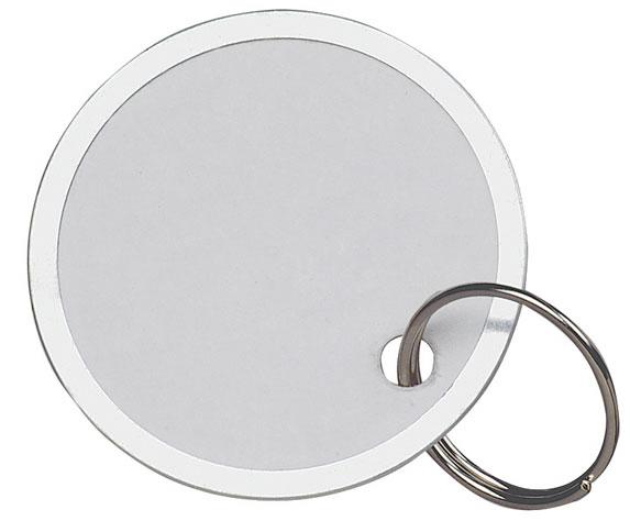 Hy-Ko KB146-150 Paper Id Tag With Ring 1-9/16""