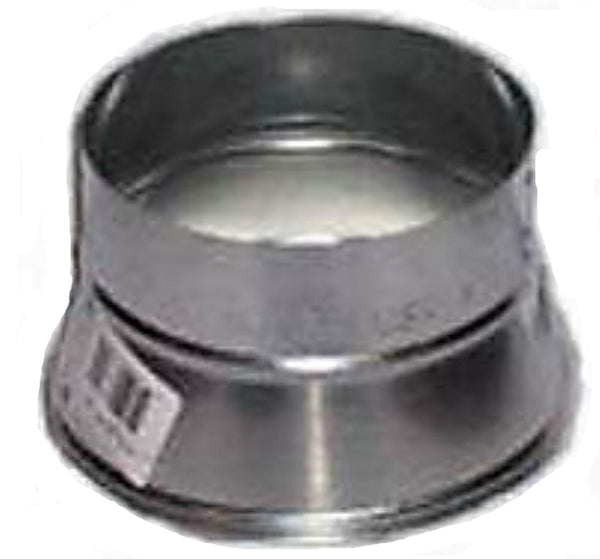 Imperial GV1199/6X4-311P Stove Pipe Taper Reducers, 26 Gauge