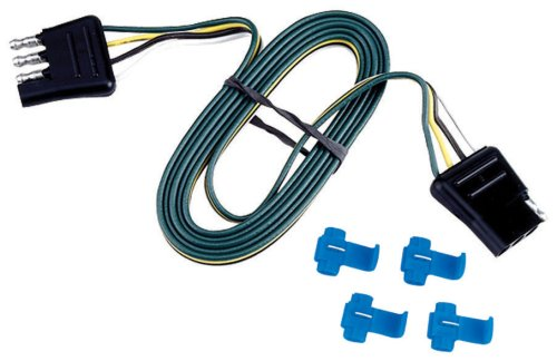 Reese 85277 Towing Electrical Wiring Kit, 4-Way Flat Loop