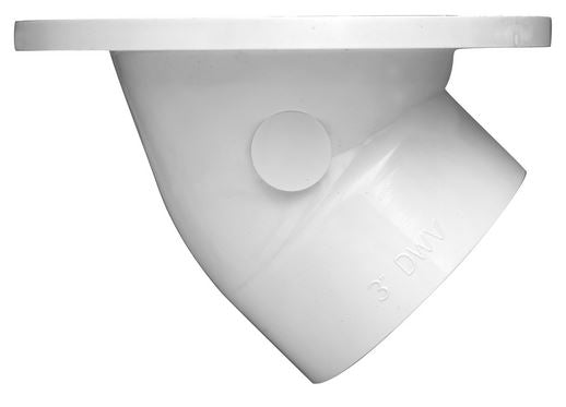 Oatey 3816 Closet Flanges, 45 Degree