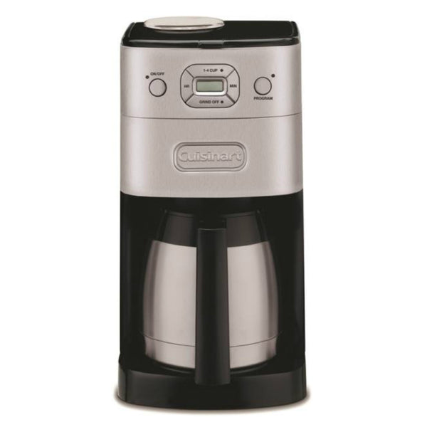 Cuisinart DGB-650BC Grind and Brew Thermal Coffeemaker, 10 Cup