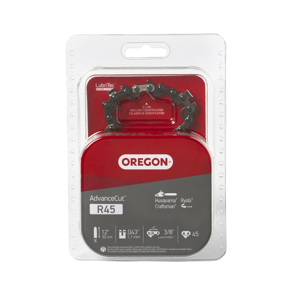 Oregon R45 AdvanceCut Saw Chain, 12""