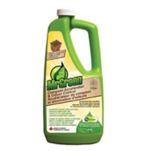 MrGreen 3700101 Compost Accelerator, 34 Ounce, Concentrate