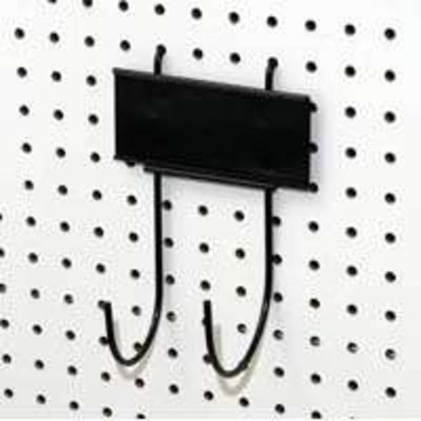 Southern Imperial R-9011321 Cordless Drill Pegboard Hanger Hook, Black