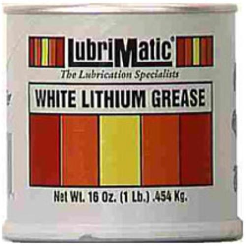 Lubrimatic 11350 Grease Bearng Wht Lith1#
