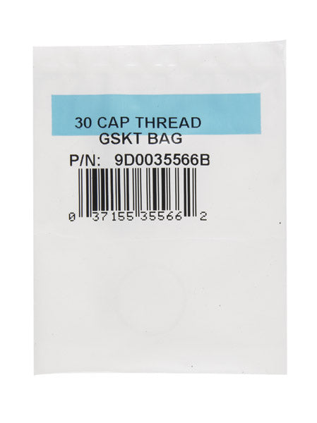 Danco 35566B Cap Thread Gasket Fibre
