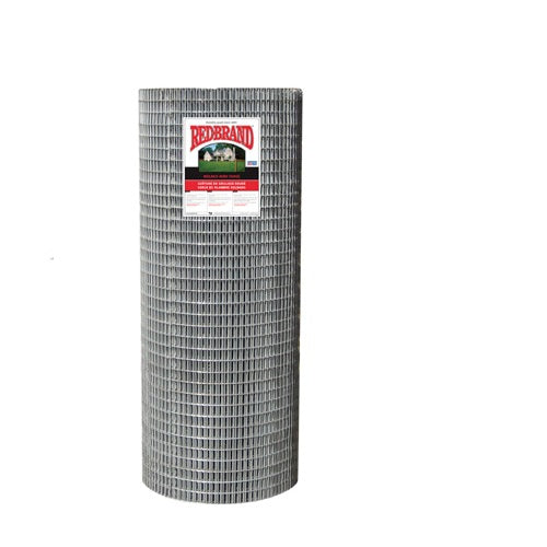 "Red Brand 77479 Welded Wire, 1/2"" x 1"" Mesh, 36"" x 100'"