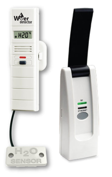 Superior Pump 92130 Wi-Fi Remote Water Detector with Temp/Humidity & Early Warning Alerts