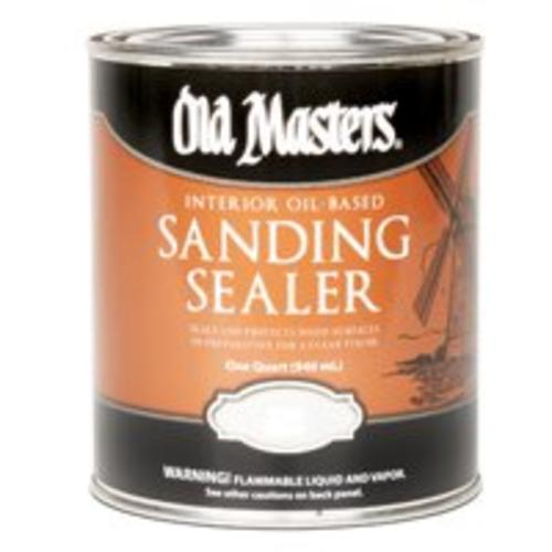 Old Masters 45001 Oil Based Sanding Sealer, Gallon