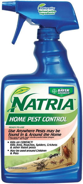 Bayer Advanced 706200A Natria Home Pest Control, 24 Oz