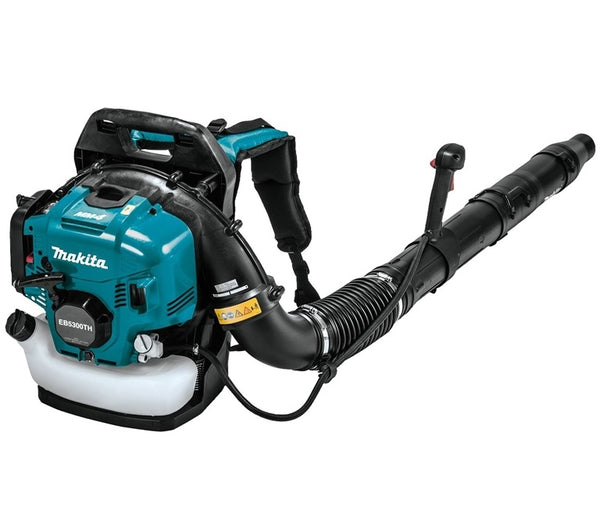 Makita EB5300TH MM4 4‑Stroke Engine Tube Throttle Backpack Blower, 52.5 cc