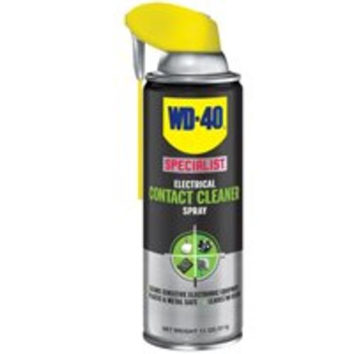 Wd-40 300080 Contact Cleaner, 11 Oz