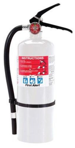 First Alert HOME2 Compliance Fire Extinguisher, 5 Lb