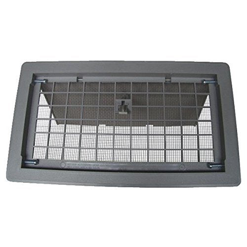 Witten Automatic Vent 500gr Manual Foundation Vent Gray