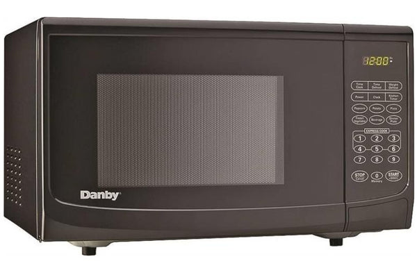 Danby DMW07A4BDB/770BLD Microwave Oven, 700 W, 120 V