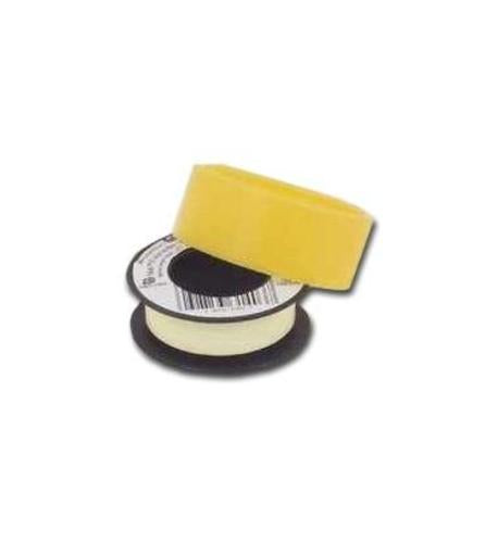 "Oatey 31403 PTFE Gas Line Thread Seal Tape, 1/2""x260"", Yellow"