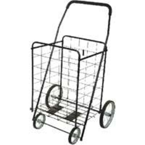 Mintcraft TPG-G80023L Shopping Cart 154 lbs, Black