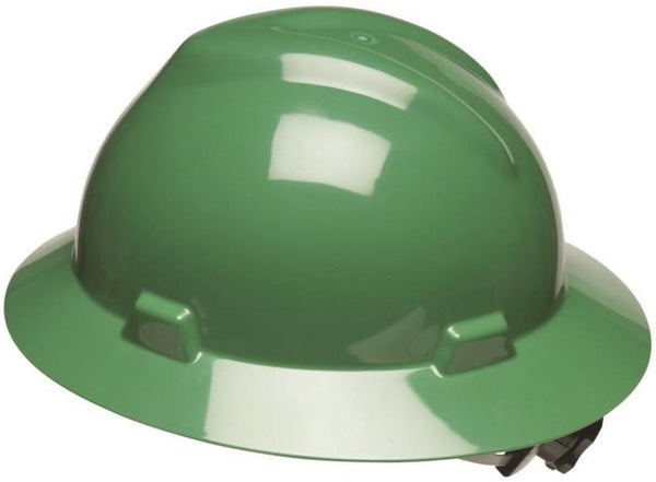 Safety Works SWX00426 Hard Hat, Green