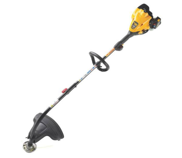 Poulan Pro PP25CFA 25cc Gas 2-Cycle Curved Shaft String Trimmer, 17""
