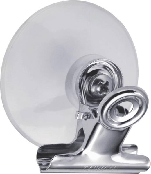 "Stanley 75-2012 Suction Cup Clip, 1-5/8"", Clear"
