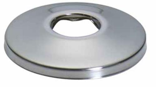 Plumb Pak K91BN Shallow Flange Brushed Nickel, 1/2""
