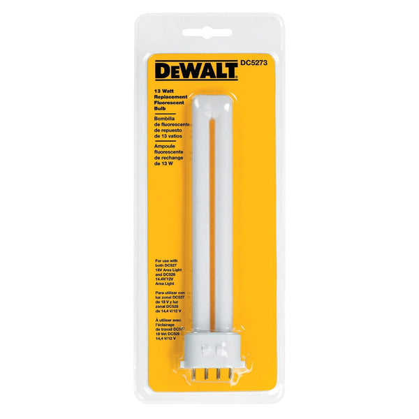 Dewalt  DC5273 13-Watt Fluorescent Replacement Bulb for Dc527,Dc528
