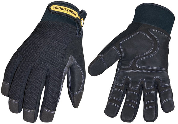 Youngstown 03-3450-80-XL Waterproof Winter Plus Insulated Work Gloves, X-Large