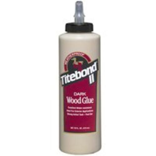 Titebond 3704 Dark Wood Glue, 16 Oz Bottle