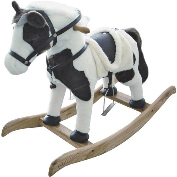 Holiday Basix 01235 Rocking Horse With Sound, 24""