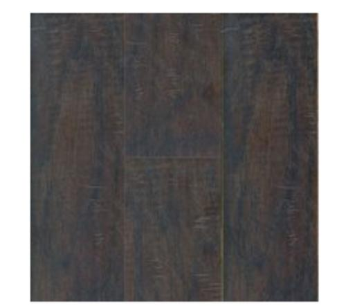 Courey 21231246 Laminate Flooring, Walnut, 17.36 sq. ft, 12.3 mm