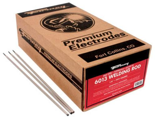 "Forney 30450 General Purpose Welding Rods 1/8"", 50 lbs"
