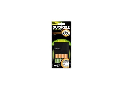 Duracell 66109 Battery Chargers, 1000 MW