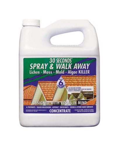 30 Seconds 1GSAWA Spray & Walk Away Concentrate, 1 Gallon