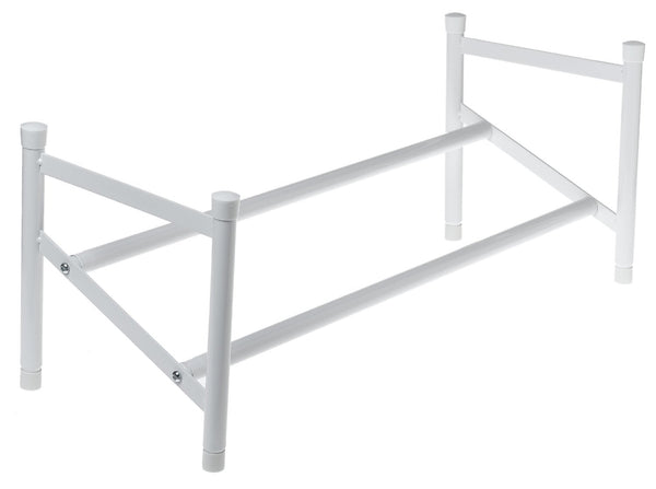 Closetmaid 8111 Stack & Expand Shoe Rack, White