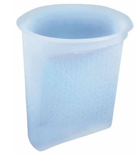 Encore Plastics 05180 Pro-Lin'R Paint Pail Liner With Roller Grid, 5 Gallon