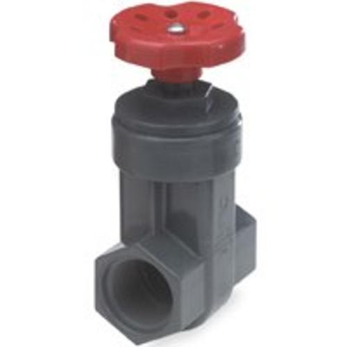 Nds GVG-0750-T Fips Pvc Gate Valve, 3/4""