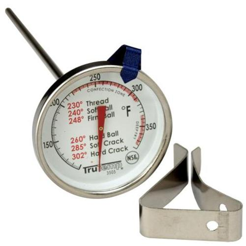 Taylor 3505 Trutemp Candy And Deep Fry Thermometer