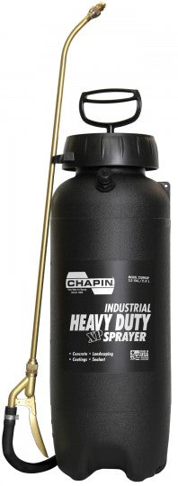 Chapin 22090XP Industrial Heavy Duty Poly Sprayer, 3-Gallon