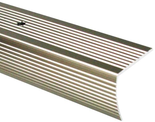 M-D Building 43878 Pewter Stair Edging, 36""