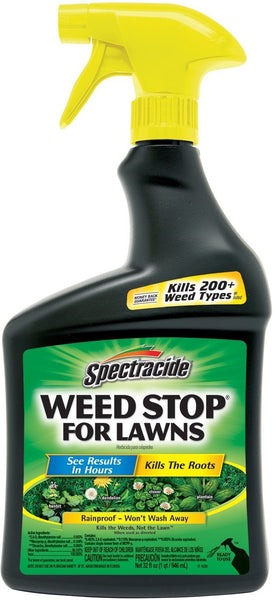 Spectracide HG-96437 Weed Stop For Lawns Spray, 24 Oz