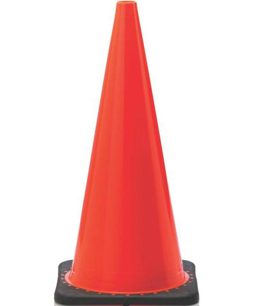 "JBC Safety RS70025C Revolution Series Widebody Cone, 28"", 5.5 lbs"