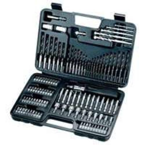 Black & Decker BDA91109 Combination Set, 109 Pieces