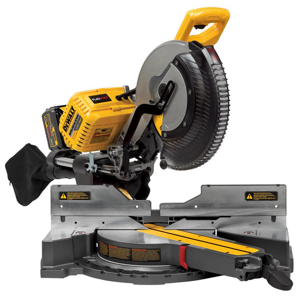 DeWalt DHS790AT2 Flexvolt Lithium-Ion Double Bevel Sliding Brushless Miter Saw Kit