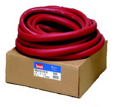 "Thermoid 05908 Reinforced EPDM Red Premium Thermal Heater Hose, 5/8"" x 50'"